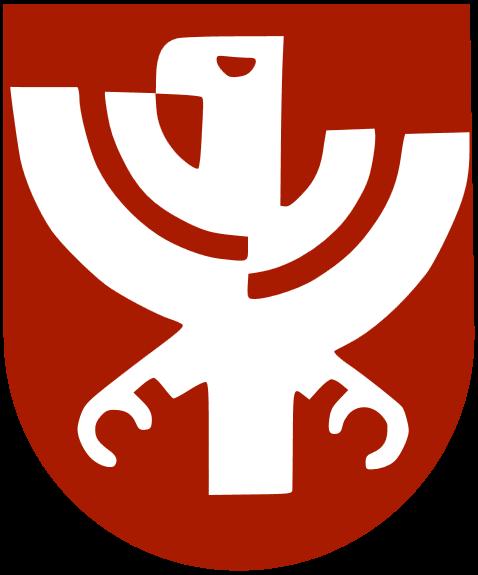 Frankfurter Stadtwappen Bauhausstyle
